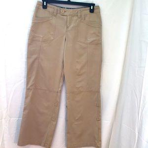 Aeropostale Pants/converts to capris